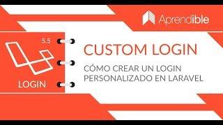 07   Cómo crear un login personalizado