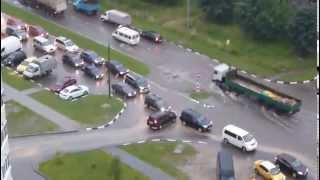 Потоп в Обнинске 27.07.2015(, 2015-07-28T12:29:16.000Z)