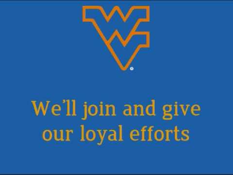 Hail West Virginia!
