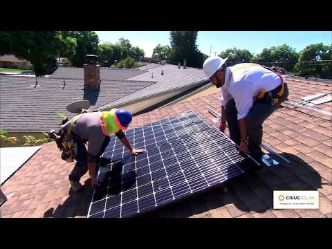 Crius Solar & Verengo Solar Taking Whole Home Energy Solutions to New Heights