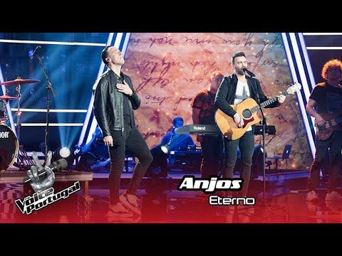 "Download Anjos - ""Eterno"" | Gala de Natal | The Voice Portugal"