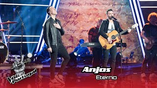 Anjos  'Eterno' | Christmas Special | The Voice Portugal