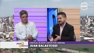 Juan Balastegui | Concejal