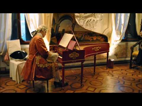 Georg Friedrich Händel e il suo copista John Christopher Smith VI Suite  in re min