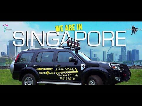 Chennai 2 Singapore Success Audio Drive by Ghibran | Abbas Akbar