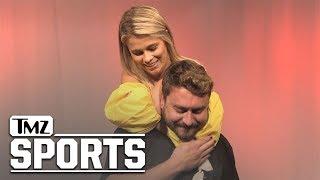 Paige VanZant Chokes TMZ Staffer   TMZ Sports