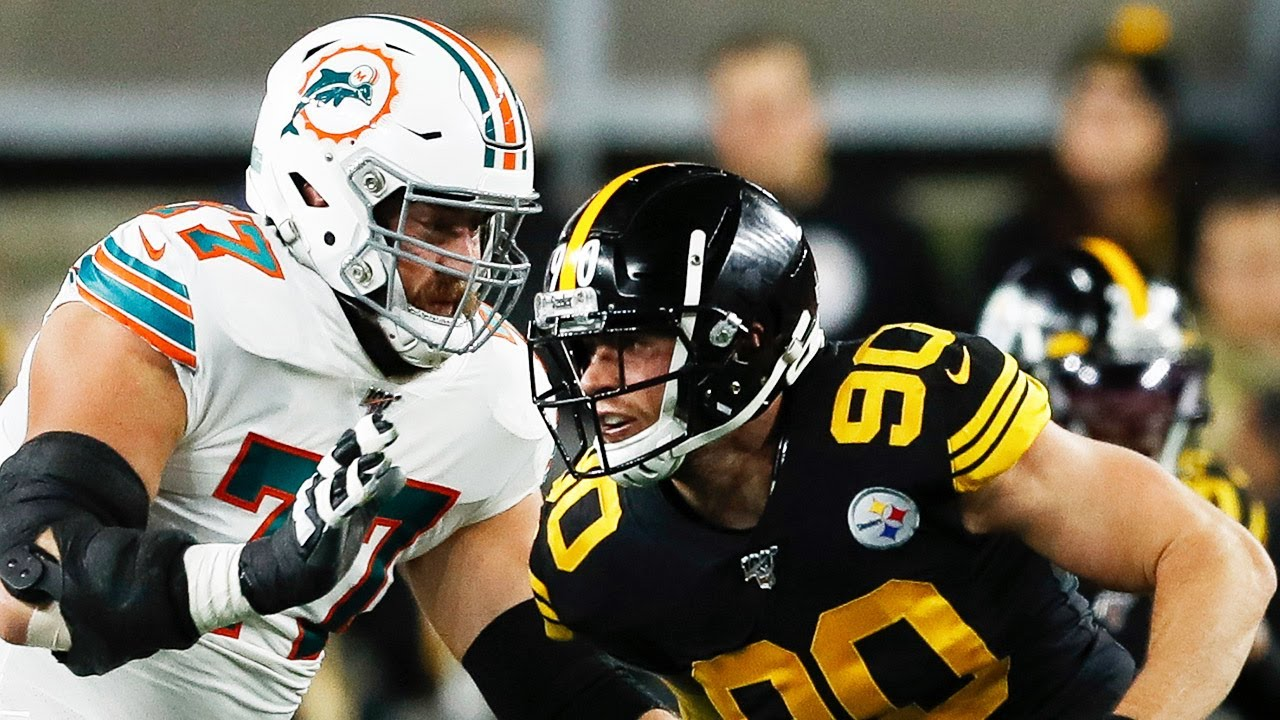 T.J. Watt's Best Play from Every Game of the 2019 Season