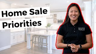 Home Sale Tips: Your Priorities #movemetotx
