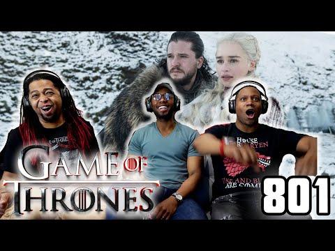 Game Of Thrones - Season 8 Episode 1 Premiere 'Winterfell' REACTION / REVIEW (Season 7, Episode )