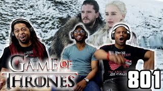 "Game Of Thrones - Season 8 Episode 1 Premiere ""Winterfell"" REACTION / REVIEW (Season 7, Episode )"