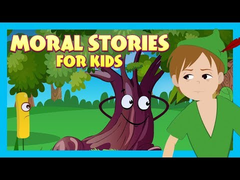 MORAL STORIES FOR