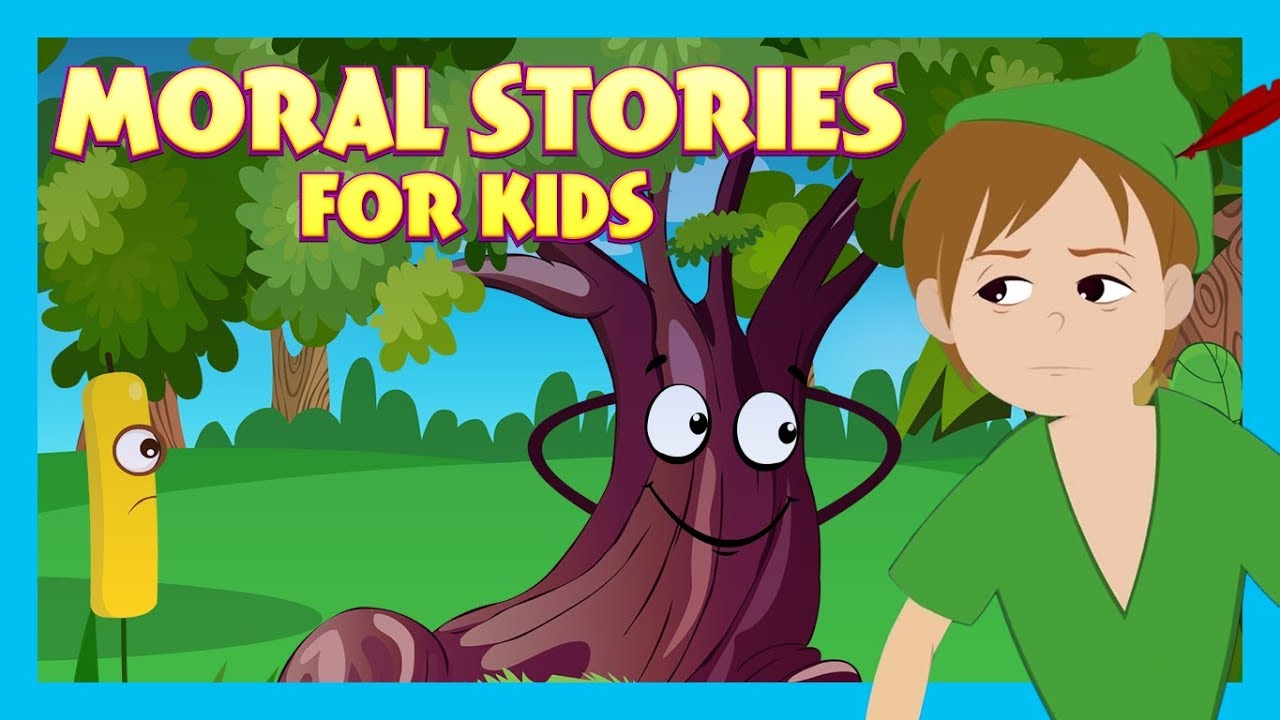 MORAL STORIES FOR KIDS | ENGLISH ANIMATED STORIES FOR KIDS | TRADITIONAL  STORY | T-SERIES
