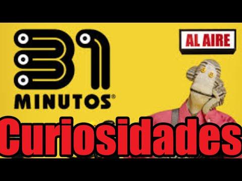 138 Curiosidades De 31 Minutos (por Don Pan).