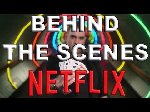 Netflix' Original Series: Brainchild! Exclusive Behind The Scenes!