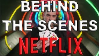 Netflix' Original Series: Brainchild! Exclusive Behind The Scenes!