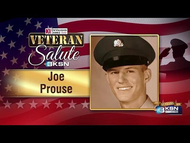 Veteran Salute: Joe Prouse