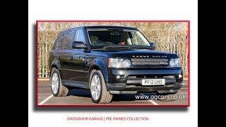 Range Rover HSE Luxury Website Trailer