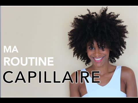 ma routine capillaire 2015 cheveux afro cr pus naturels youtube. Black Bedroom Furniture Sets. Home Design Ideas