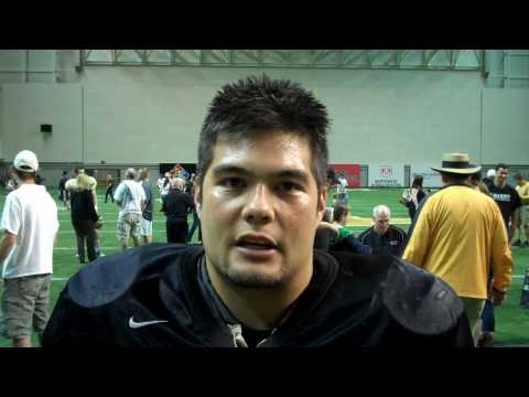 Idaho Silver and Gold Game postgame with Shiloh Keo