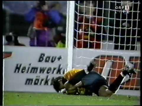 Salzburg - Frankfurt ... Uefa Cup 1994 HQ