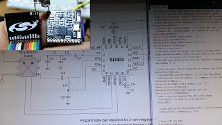 Si4432 Transceiver From Silicon Labs: 433 MHz, 100 mW
