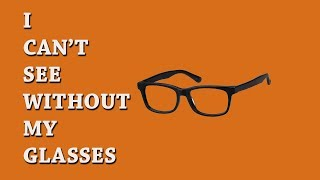 Scooby Doo Velma loses her glasses SuperCut