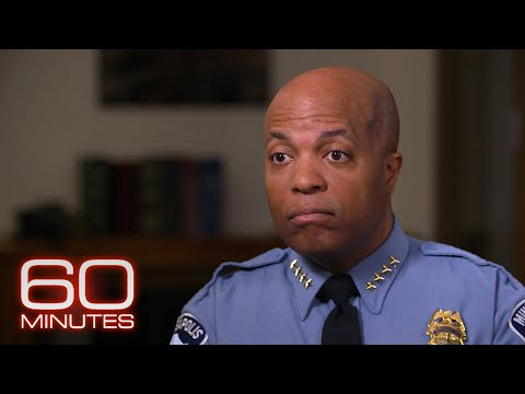Minneapolis police chief: Union must decide whether to be on right or wrong side of history