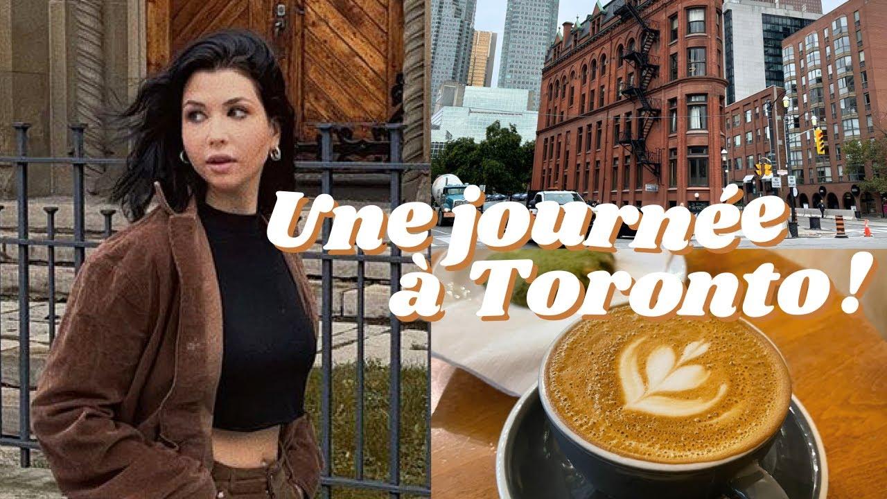 Une journée à Toronto *notre quotidien depuis qu'on est arrivés*
