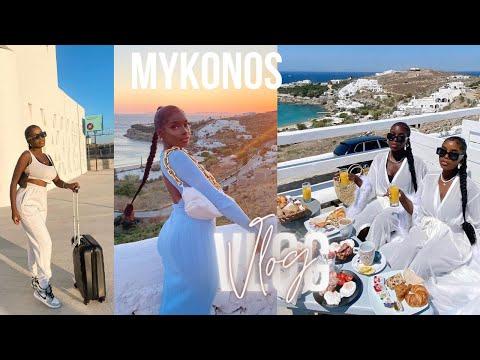 MYKONOS VLOG! Flew Ourselves to GREECE - Gratsi