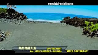 JAN MALALA - DEDDY CORDION'Z feat RENANDA - lagu minang terbaru ( Official Music Video)