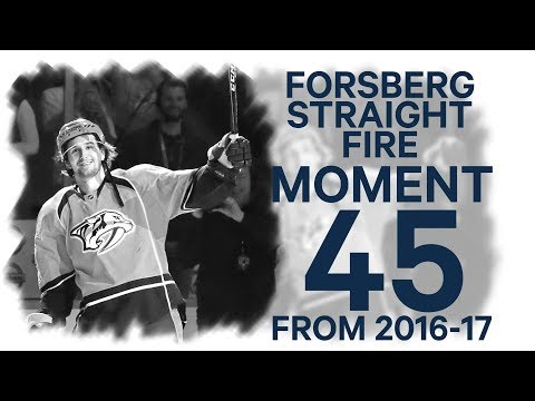 No. 45/100: Back-to-back hatties for Forsberg