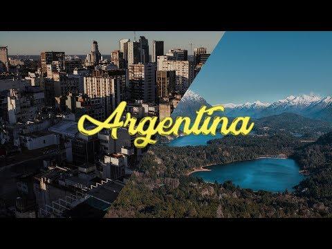 Mi viaje a ARGENTINA (Vlog)