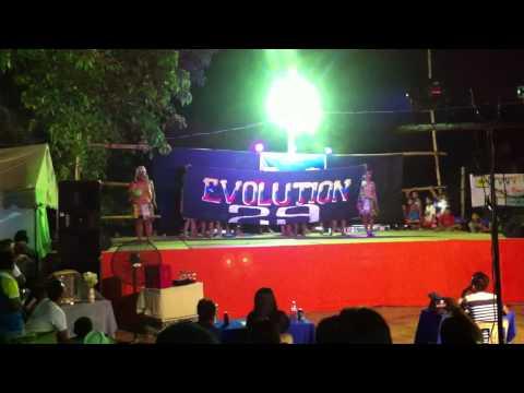 Evolution 29 (1st Dance) @ Brgy. Gumamela Balayan Batangas MAY 27, 2015 (Champion!)