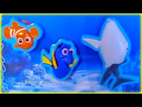 Disney Finding Dory Stick-on Sticker Storybook Activity Games for Kids Children & Toddlers