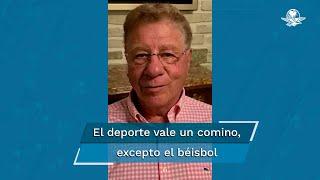 Ana Querida: Hace una semana estaba revisando la entrevista que les hice a Paola Espinosa y a ti en ADN 40 para Platicando Con... hace unos 5 o 6 años.  Por si no te acuerdas, fue un programa padrísimo en el cual le exponías al público por qué México era más malo que la lepra en los deportes olímpicos
