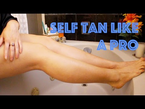 ST. TROPEZ SELF TAN EXPRESS MOUSSE | How-To + Review