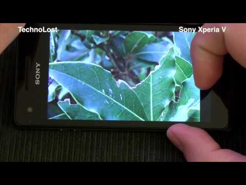 Sony Xperia V - Multimedia Focus [ENG] by TechnoLost