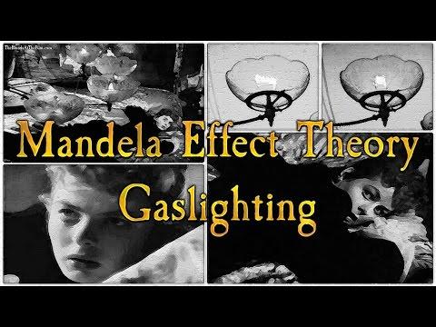 Mandela Effect Theory: Gaslighting (Copyright .Gov Website)