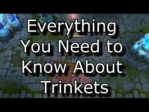 Everything You Need to Know About Trinkets | League of Legends LoL Season 4