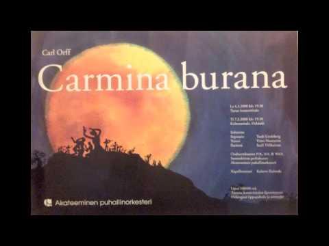 Carl Orff: Carmina Burana (sov. Juan Vicente Mas Quiles)
