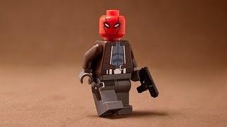 LEGO Batman Red Hood and Hush Custom Minifigs HD Figure Review | www.teksushi.com