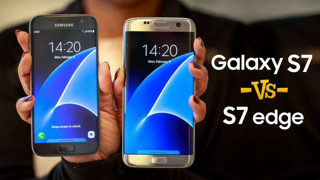 iphone 6s vs samsung galaxy s6 edge