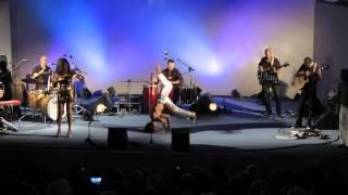 Elisete at Amphitheater Azrieli - Capoeira (Original song)