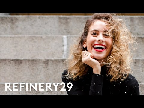 5 Days Of Trying Different Hairstyles | Try Living With Lucie | Refinery29