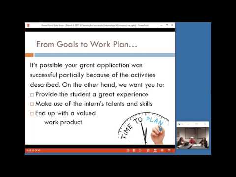 NCompass Live: Planning for Successful Internships