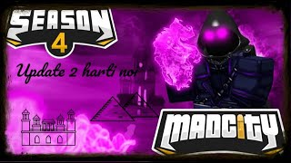 Roblox--Mad City 👿 SEASON 4 👿 ,,Update 2 harti noi""