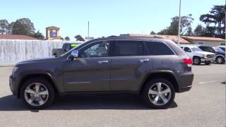 2014 Jeep Grand Cherokee Eureka, Redding, Humboldt County, Ukiah, North Coast, CA EC416754