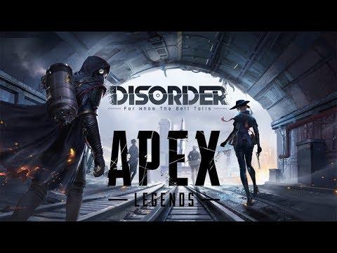 APEX LEGENDS MOBILE! SERÁ DISORDER O NOVO GAME DA NETEASE QUE IRÁ COPIAR APEX LEGENDS?