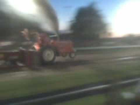 Agent Orange- 2009 King City - Allis Chalmers 210
