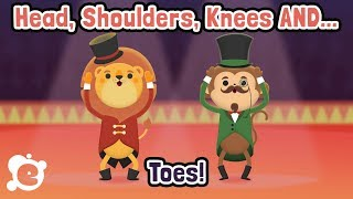 Head Shoulders Knees AND Toes by ELF Learning
